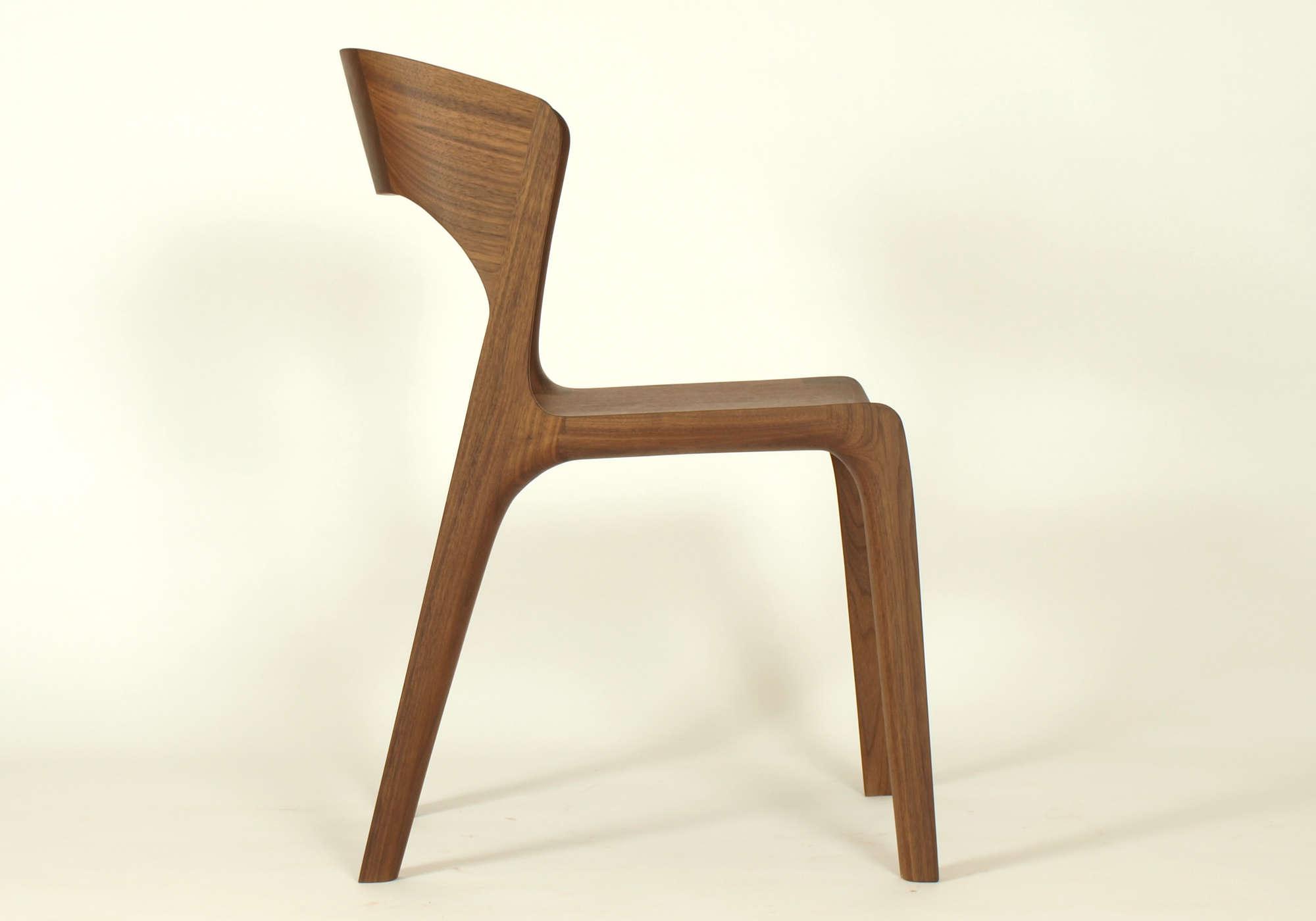 Esszimmerstuhl aus Holz, individuelle Fertigung, zur Modellauswahl