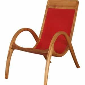 Lehnstuhl oder Ledersessel aus Holz und Leder, Modellauswahl