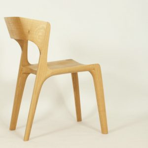 Holzstühle aus Eiche, für Küche oder Esszimmer